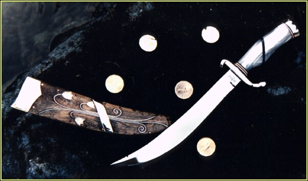 Persian Scimitar